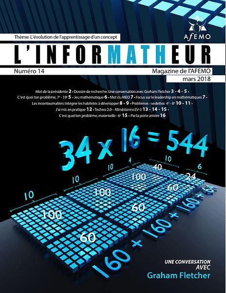 inforMATHeur – Volume 14