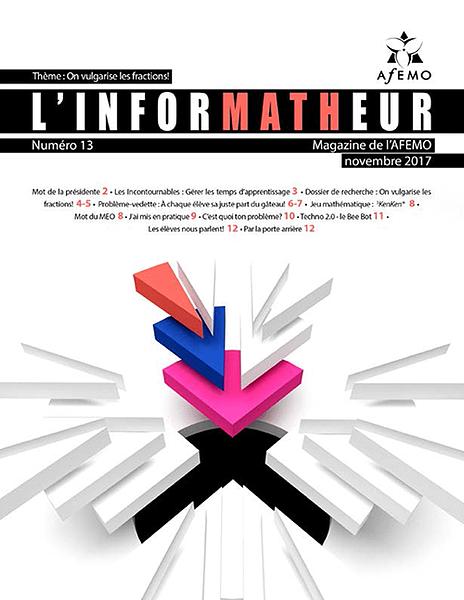 inforMATHeur – Volume 13